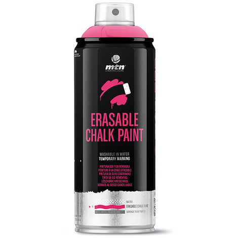 MTN PRO - Spray Chalk (Pitura Borrable) Base Agua 400ml