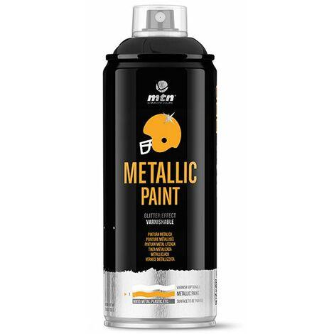 MTN PRO - Spray Pintura Metalizada 400ml