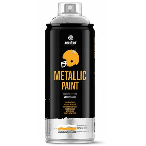 MTN PRO - Spray Pintura Metalizada 400ml