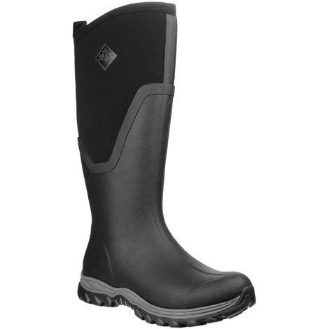 Muck Boots Womens/Ladies Arctic Sport Tall Pill On Wellie Boots