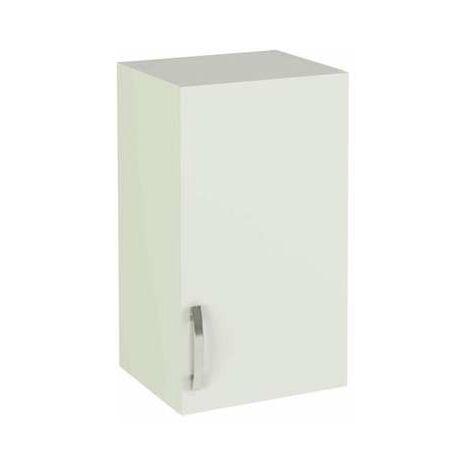 Mueble alto cocina de 40 para colgar con 1 puerta en varios colores