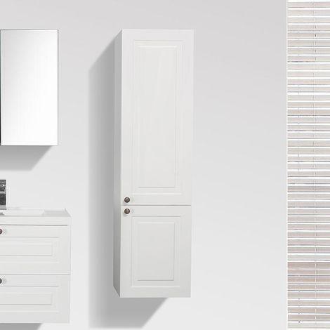 Mueble Auxiliar Estantería 150 cm FIRENZE - Blanco