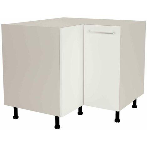 Mueble bajo de rincón en varios colores diferentes 85 cm(alto)93x93 cm(ancho)60 cm(largo)