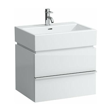 Mueble bajo lavabo Laufen, 2 cajones, 455x595x455, apto para lavabo living city 817433, color: multicolor - H4011820759991