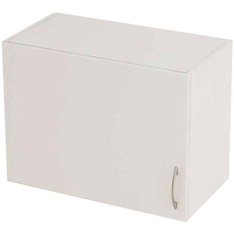 Mueble cocina alto blanco sobrecampana