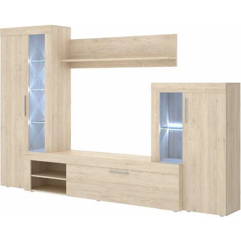 Mueble comedor Glein con luz LED Natural