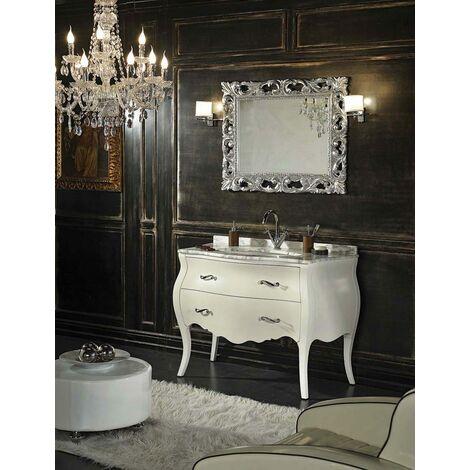 Mueble de baño retro
