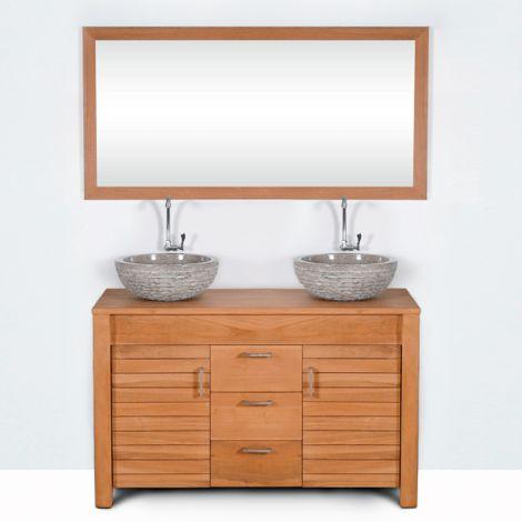 Mueble de baño montado