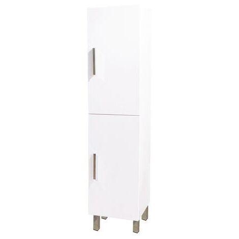 Mueble de bano para apoyar MONTE CARLO 120 blanco Dimensiones : 120x46,5x84 cm- Aqua+