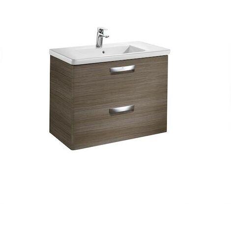 Mueble de baño Roca The Gap Original Unik con lavabo 800x440x645mm Mood Teka