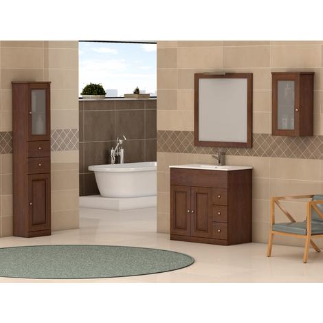 Mueble de baño serie bahía