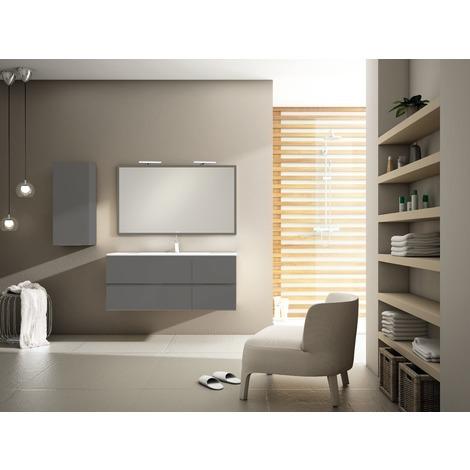 Mueble de baño Serie Florencia Wengue mali