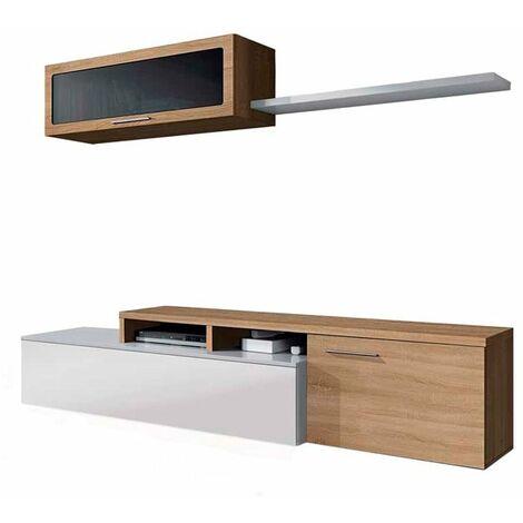 Mueble de salón melamina para TV Nexus