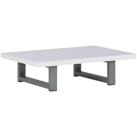 Mueble de cuarto de baño blanco 60x40x16,3 cm