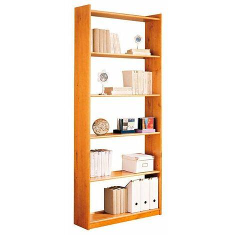 Mueble Dogar estantería de pino 6B Altea
