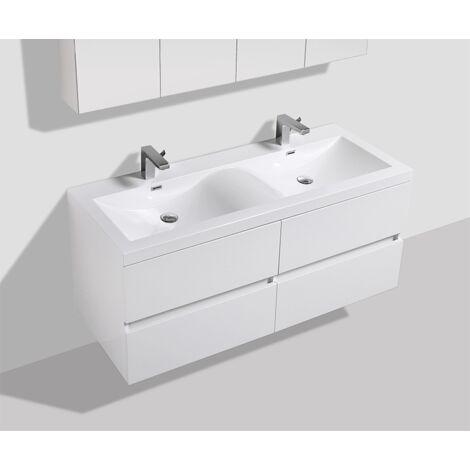 Mueble lavabo + lavabo 144cm MONTADO SIENA