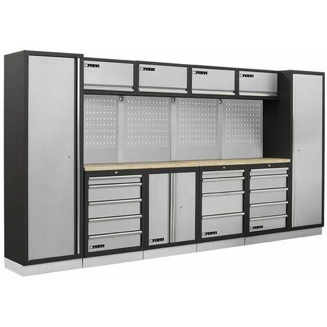 Mueble modular para el taller FERVI A007A