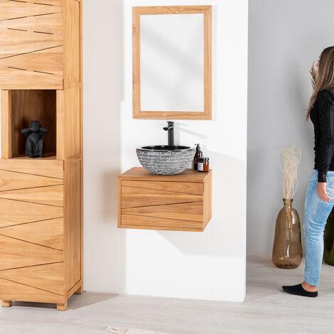 Mueble para cuarto de baño supendido