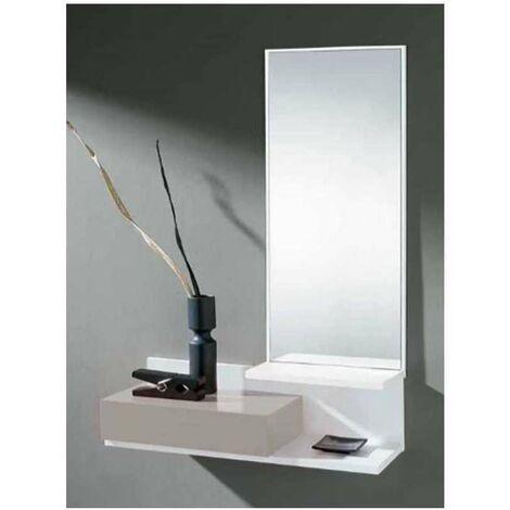 """main image of """"Mueble recibidor 3 moderno en acabado en varios colores 122 cm(alto)81 cm(ancho)29 cm(largo)"""""""