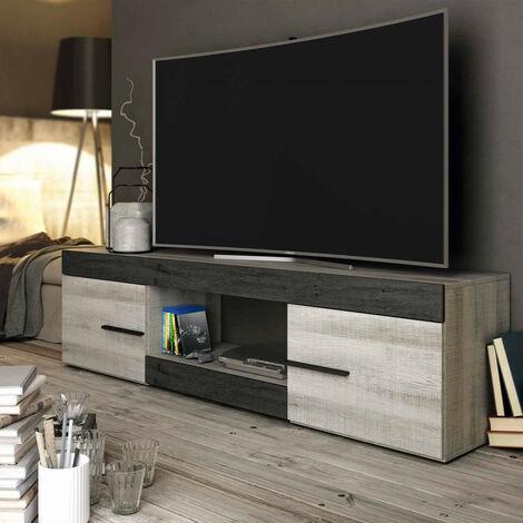 MUEBLE TV 180 CM BAIKAL ANCHO: 180 CM X LARGO: 40 CM X ALTO: 48,5 CM
