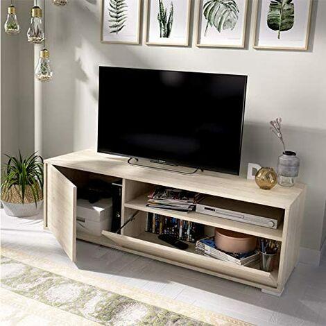 Mueble TV Prima, medidas alto 40cm x ancho 130cm x 41cm fondo