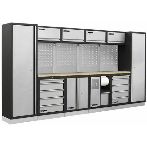 Muebles modulares para el taller FERVI A007B