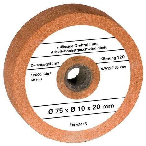 Muela 75x10x20mm G120