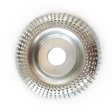 Muela abrasiva de madera, disco giratorio, diametro 74 mm, diametro interior 16 mm