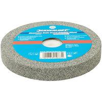 Muela abrasiva de óxido de aluminio 150 x 20 mm, medio