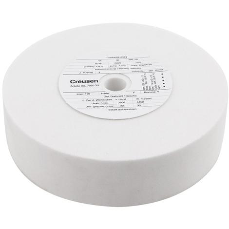 Muela de óxido de aluminio grano 100 para Creusen 7500 TS