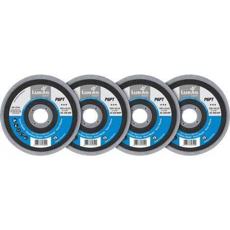 Muela-Set P6PT 4unidades . oblicuo SC150-800