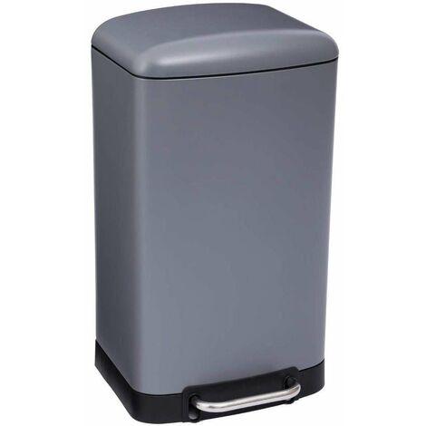 Mülleimer aus Metall, 30 l, 5five Simply Smart