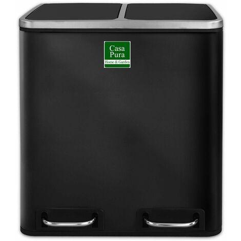Mülleimer   Felix   Trennsystem   In 4 Farben   30 oder 60 Liter
