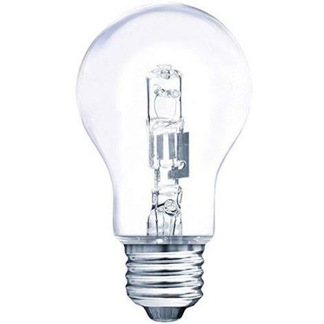 10 x Müller-Licht Halogen Lampe Kerze 30W ~ 40W B22d 405lm warmweiß dimmbar