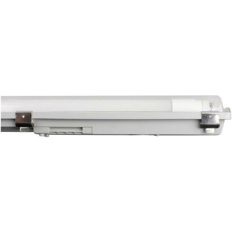 Plafoniera Led 150 Cm 2x22w : Müller licht aqua promo plafoniera impermeabile led g classe