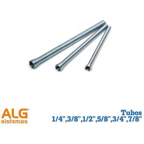 Muelles sueltos para tubos de cobre -Disponible en varias versiones