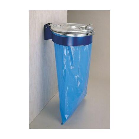Müllsackhalter | Wandmontage | Beutelvolumen 120 l | Certeo