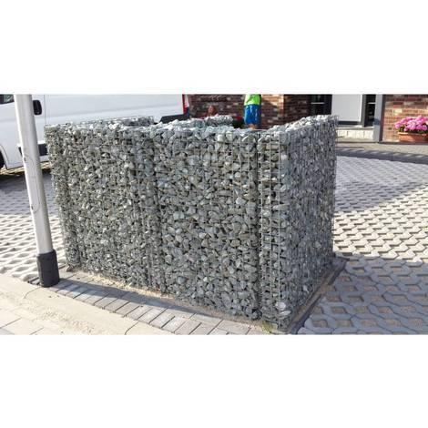 Mülltonnenbox Anbauelement MA-1