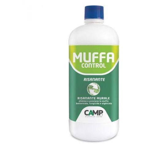 MUFFA CONTROL RISANANTE CAMP 1 LT ELIMINA E PREVIENE LA MUFFA E CONDENSA