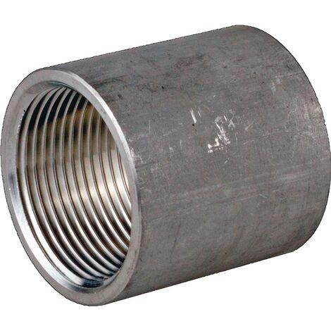 Muffe EN 10241 NPS 1 Zoll DN 25mm SPRINGER