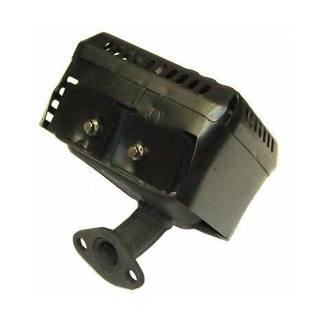 Muffler Exhaust Compatible With Honda GX110 GX120 GX140 GX160 And GX200