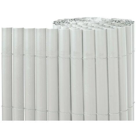"""main image of """"CAÑIZO PVC CARA SIMPLE 5M BLANCO"""""""