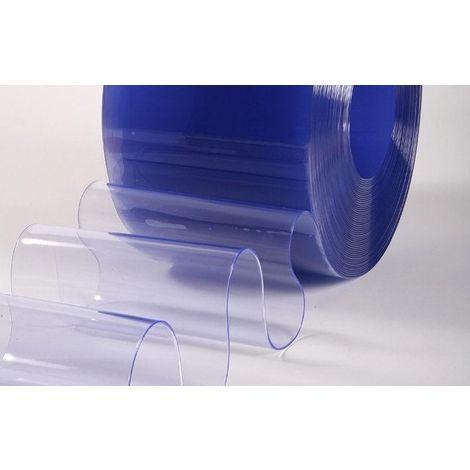 MUGAR ROLLO DE PVC FLEXIBLE TRANSPARENTE DE 50M Y 20CMS ANCHO-2MM ESPESOR