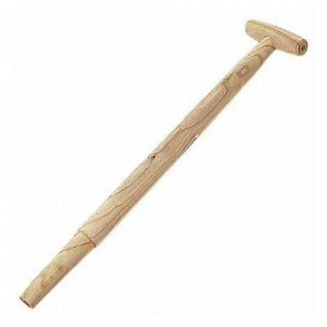 Muleta mango madera pala