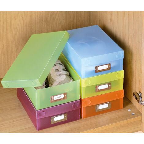 Multi-Boxen, 5er Set WENKO