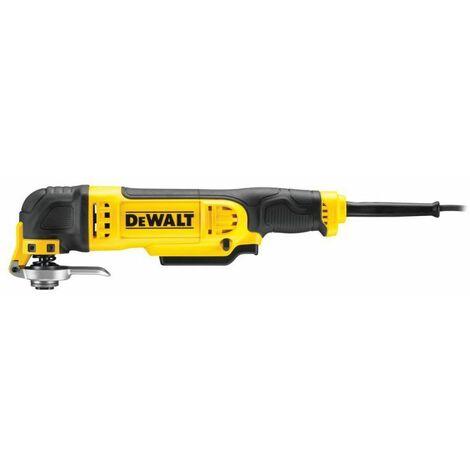 Multi-cutter filaire DEWALT 300W + 27 accessoires - DWE315