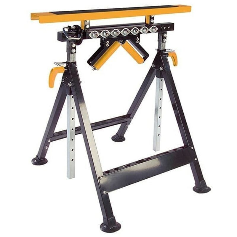 Image of 7061273 Multi Function Work Bench Stand Trestle Support Roller - Batavia