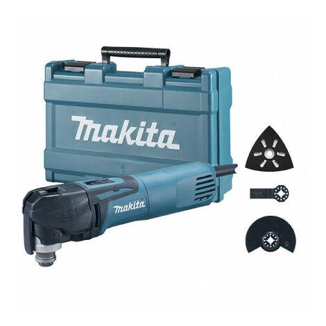 Multi-herramienta 320W MAKITA TM3010CX6