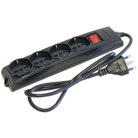 Multi-Master black 4 salidas de conmutación universales 74490