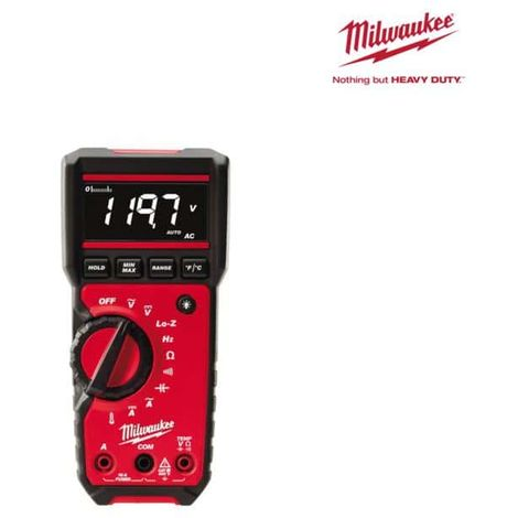 Multi-meter MILWAUKEE 2217-40 4933416976